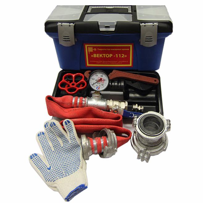 Гидротестер пожарных кранов